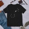 áo thun đen in hình chòm sao bọ cạp 3