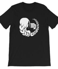Áo thun biểu tượng cung Xử Nữ -atxn001